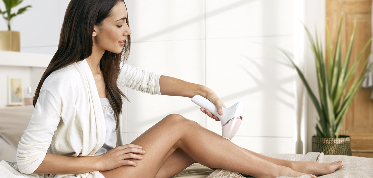 Philips Lumea - professionell hårborttagning med ljus