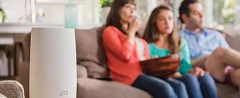 Les om hvordan Orbi fra Netgear gir deg full WiFi-hastighet i hele huset