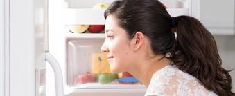 Slik plasserer du matvarene i kjøleskapet
