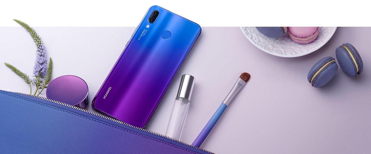 Huawei Nova 3 -älypuhelin