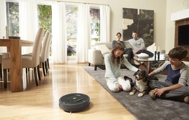 Robotstøvsuger og -gulvvasker