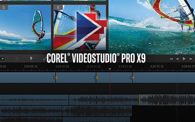 Corel® VideoStudio® Pro X9