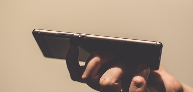 Huawei P9 Plus har minimalistiska knappar