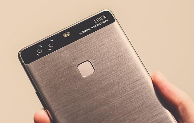 Huawei P9 Plus - Leica laatua