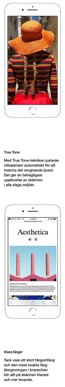iPhone 8 och iPhone 8 Plus