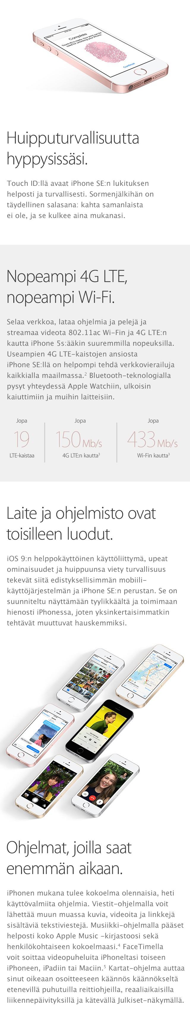 ICloud : iCloud.com-palvelun käyttäminen
