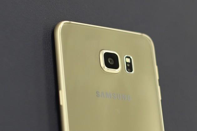 Samsung Galaxy edge+ kamera
