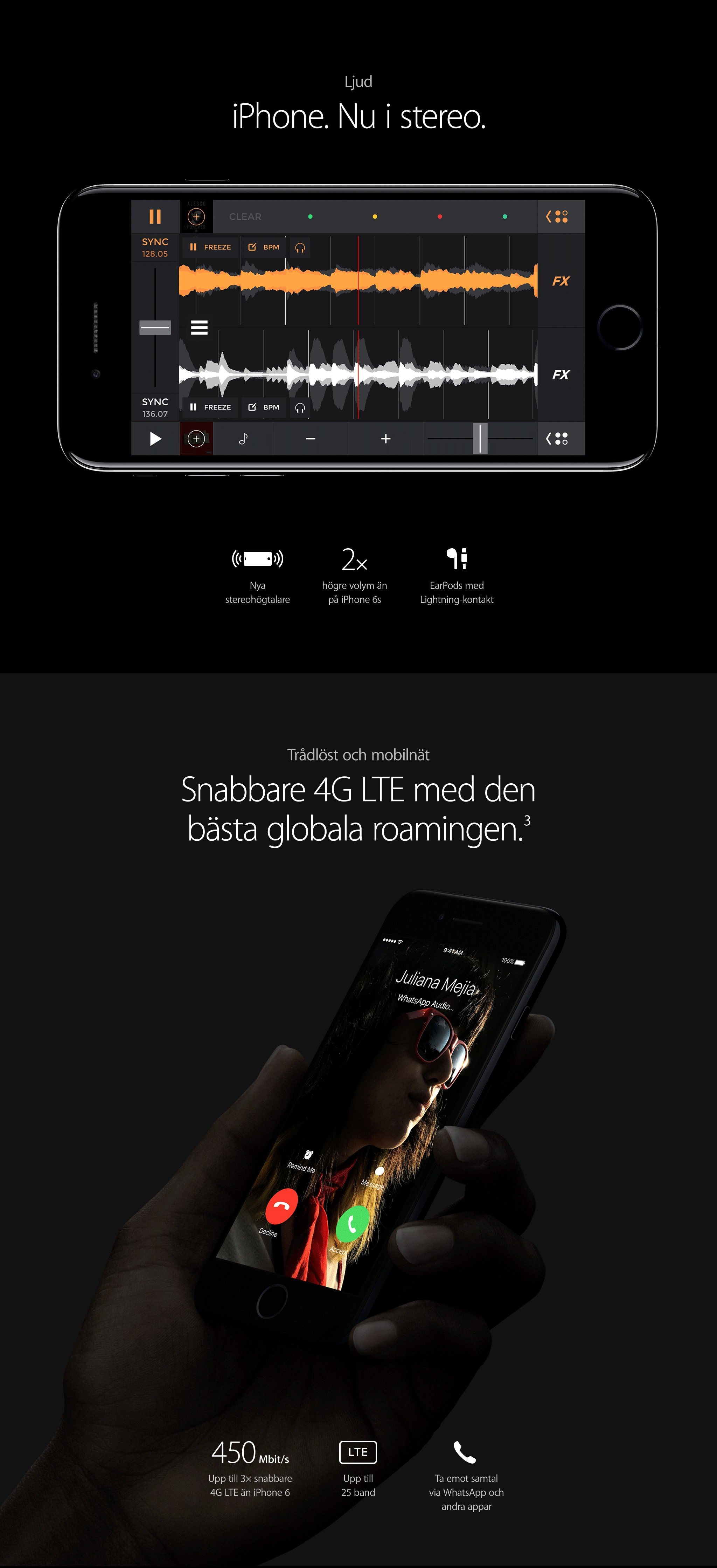 iphone 7 hos telenor