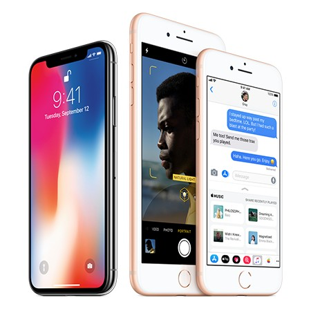 iPhone - Se vores store udvalg