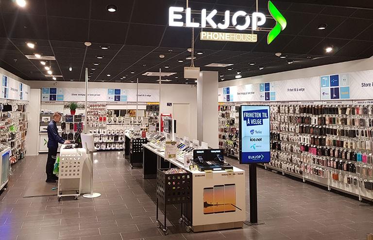 jekta tromsø kart Finn din nærmeste Elkjøp butikk   Tromsø Jekta   Phonehouse   Elkjøp jekta tromsø kart