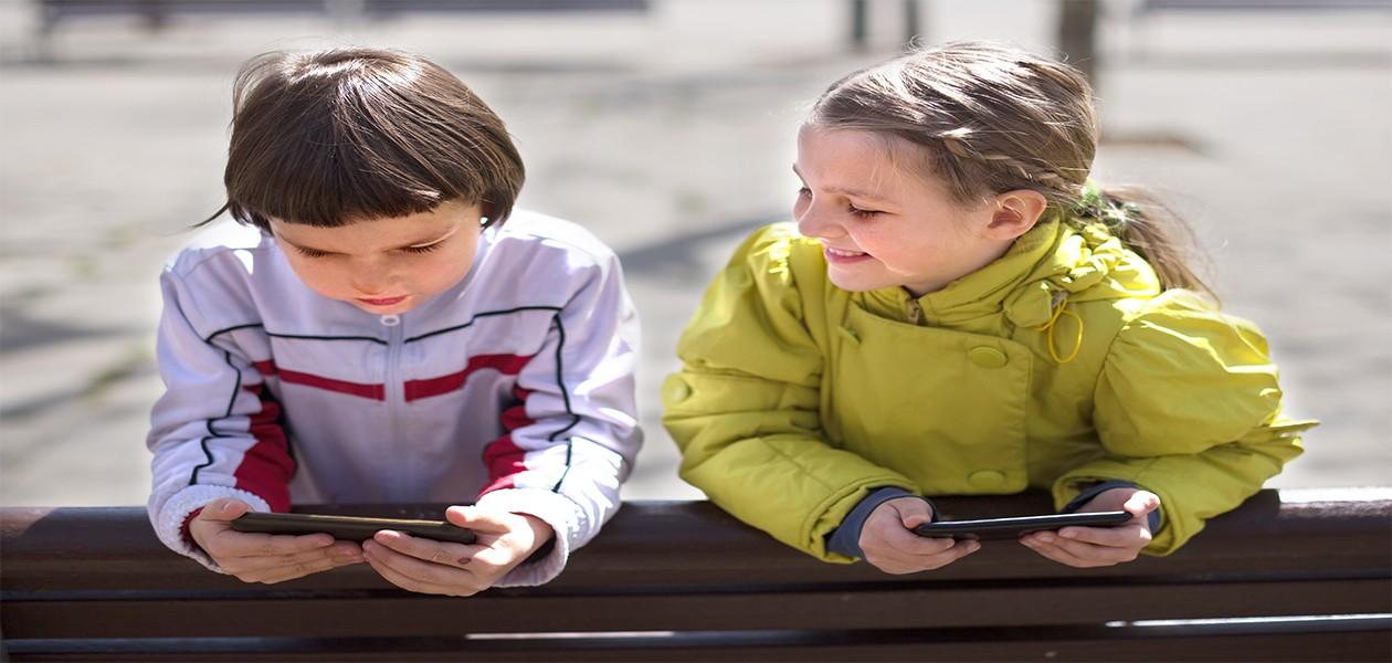 hitta rätt mobil och mobilabonnemang till barnen