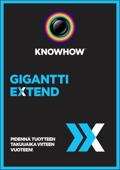 Gigantti Extend