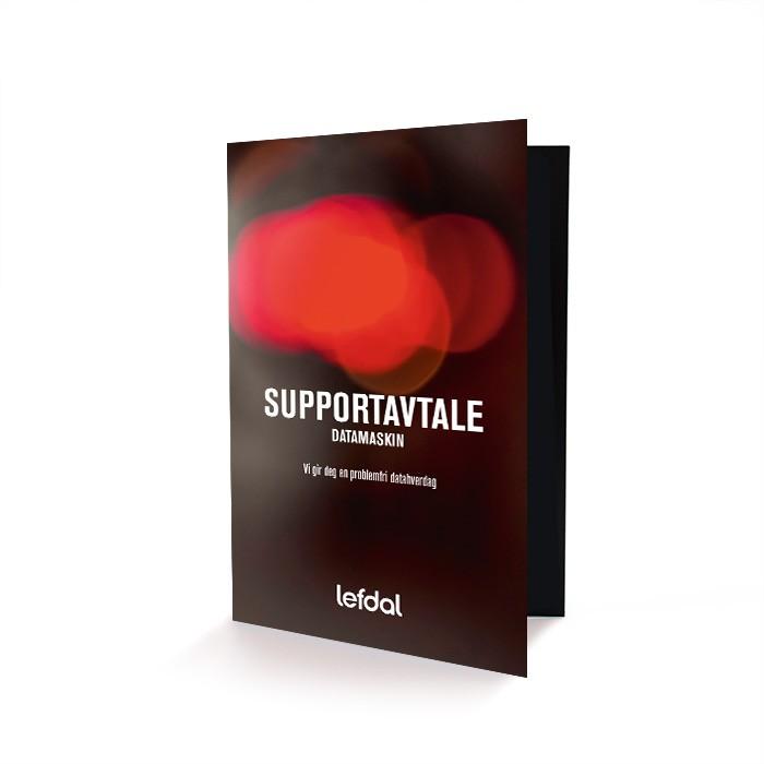 Supportavtale - datamaskin