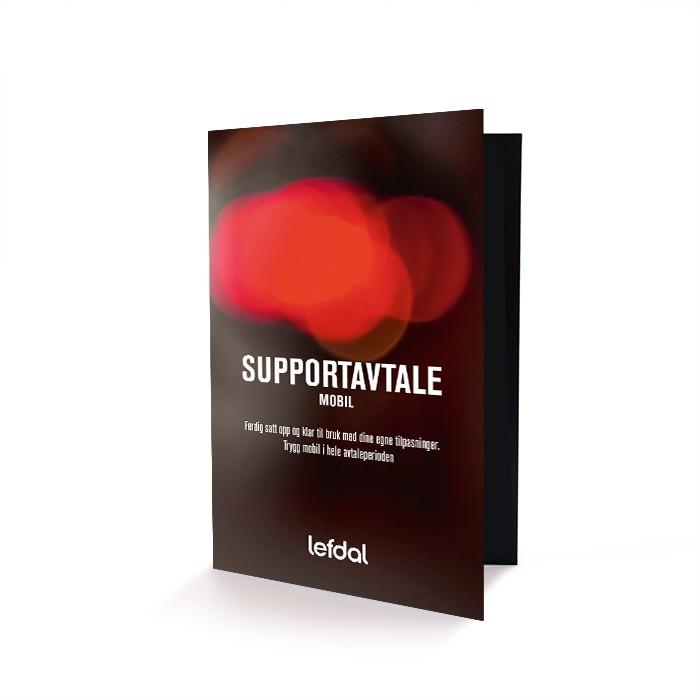 Supportavtale - mobil