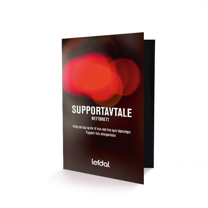 Supportavtale - nettbrett