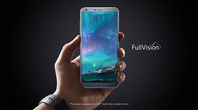 LG G6 - Laajemmat näkymät saumattomasti muotoiltuna