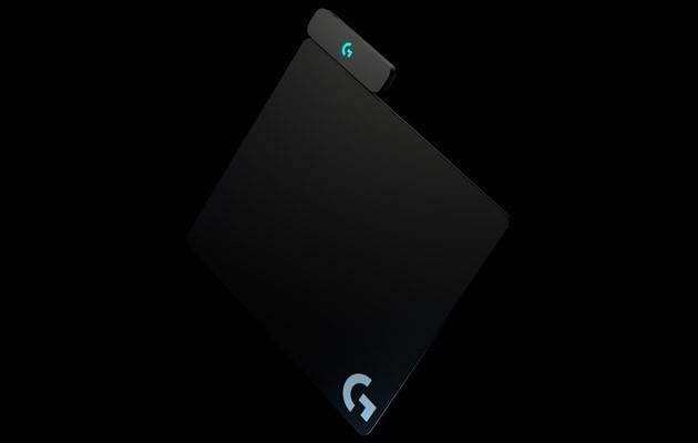 Langattomat Logitech G -pelituotteet Powerplay-teknologialla