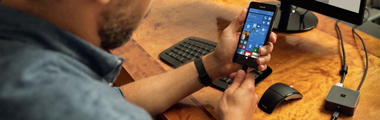 Lumia 950 och Lumia 950 XL
