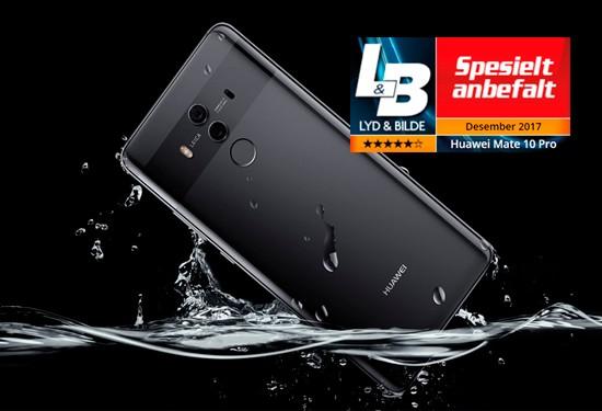 Huawei Mate 10 Pro Best i test L&B