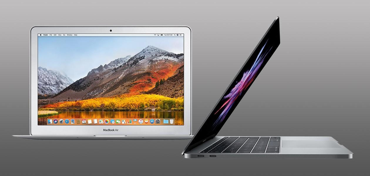Notebooky Mac s dopravou zdarma