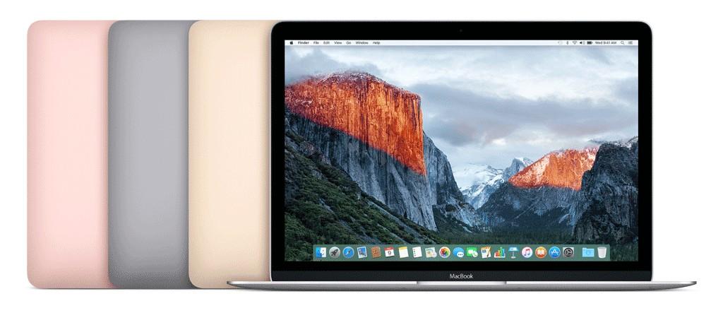 macbook air gold elgiganten