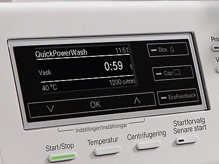 Klesvask etter din timeplan