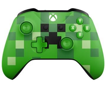 Minecraft konsoller og tilbehør