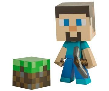 Minecraft legetøj og figurer