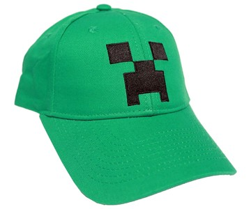 Minecraft caps og huer