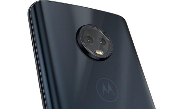 Moto G6 Plus är hållbar