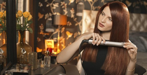 produkter til at glatte hår