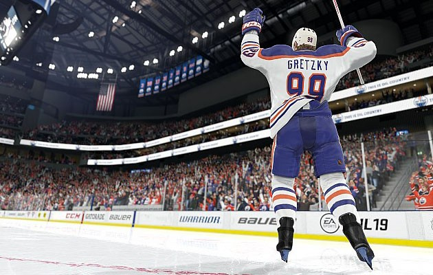 Helt nya spelläget i NHL 19