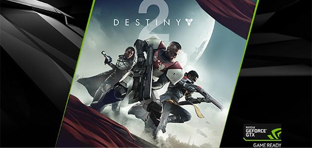 Destiny 2 og Nvidia