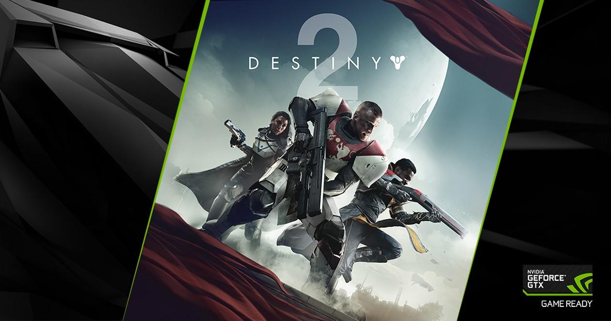 Köp GeForce GTX 1080 Ti eller GTX 1080 och få Destiny 2 på köpet