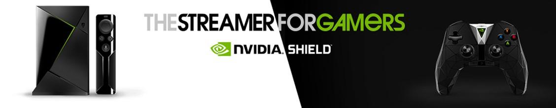 Nvidia Shield och Nvidia Shield Pro
