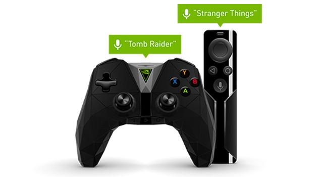 Nvidia Shield – bedre underholdning