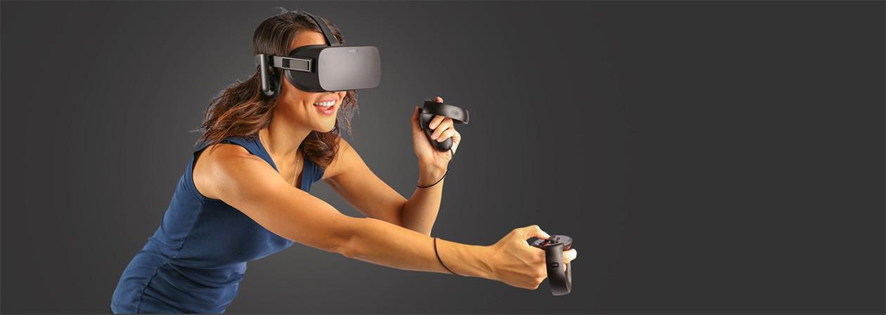 Oculus Rift - tag skridtet ind i en anden verden