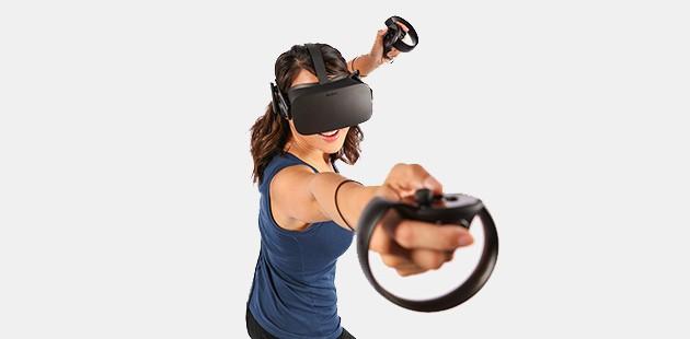VR er kun en håndsrækning væk med Oculus Touch