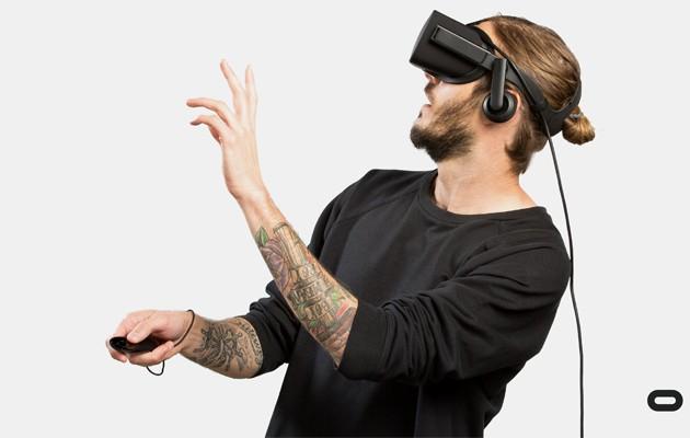 Oculus Rift - la deg forbløffe
