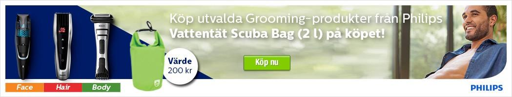 Fixa stilen med Philips grooming-produkter
