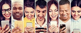 Low range mobiltelefoner