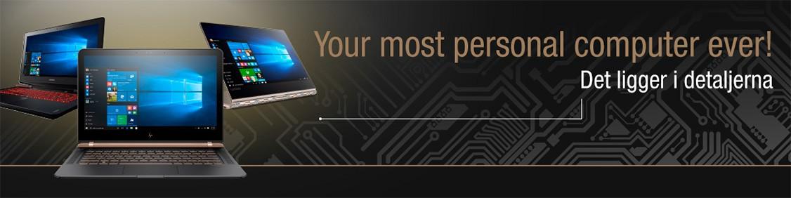 High-end datorer - till dig som vill ha bästa möjliga kvalitet