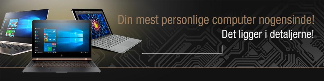 High-end computer - til dig der går op i kvalitet