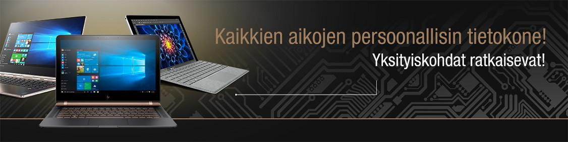 Premium tietokone