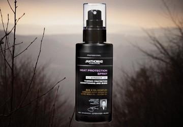 Varmebeskyttende spray fra Jan Thomas