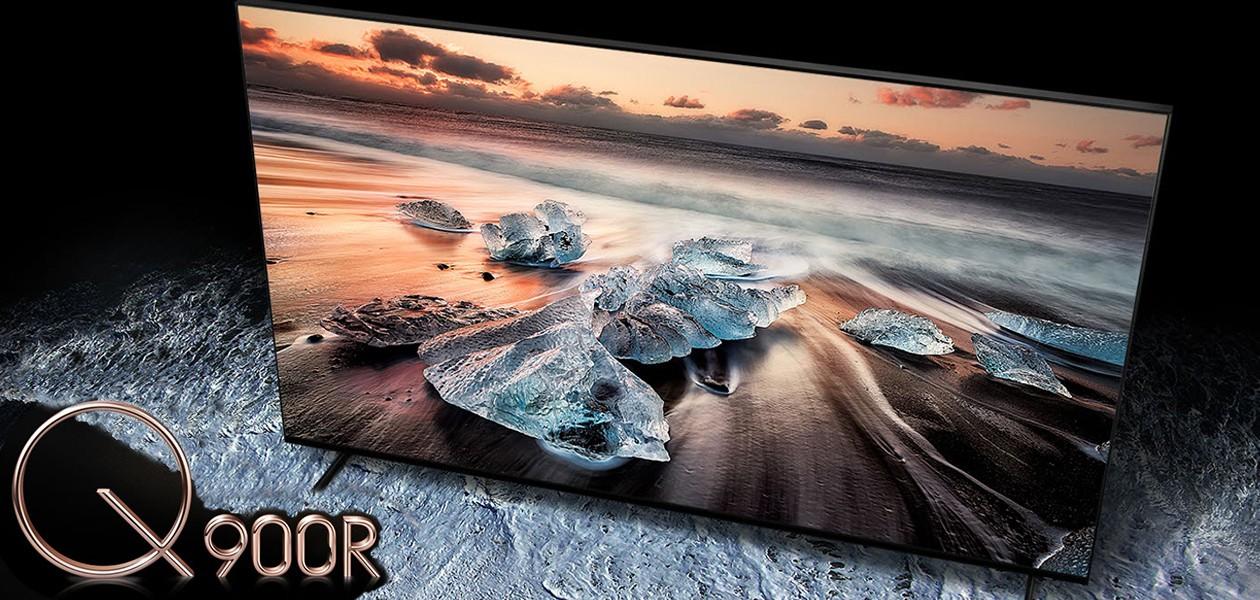 Samsung QLED 8K TV – TV med 8K-upplösning