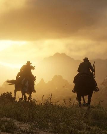 Rockstar Gamesin Red Dead Redemption 2
