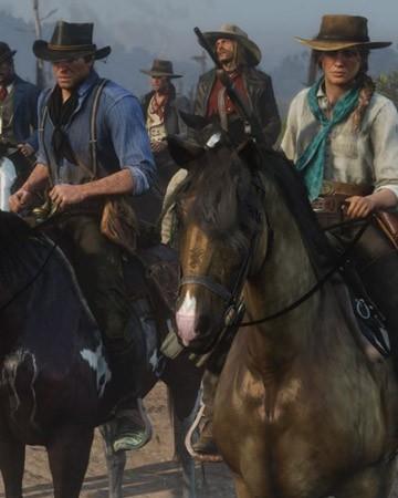 Liity lainsuojattomien joukkoon Rockstar Gamesin pelissä Red Dead Redemption 2