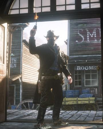 Red Dead Redemption 2, utviklet av Rockstar Games