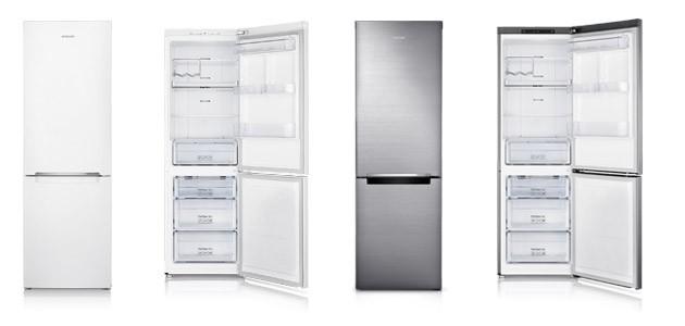 Kombinerad kyl och frys
